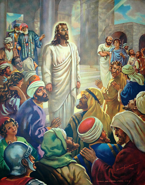 Image result for Sallman Jesus Paintings
