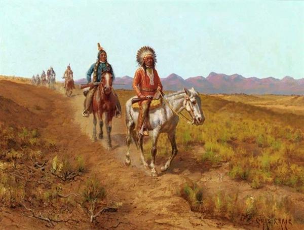 Charles Craig (1846 – 1931) « AMERICAN GALLERY