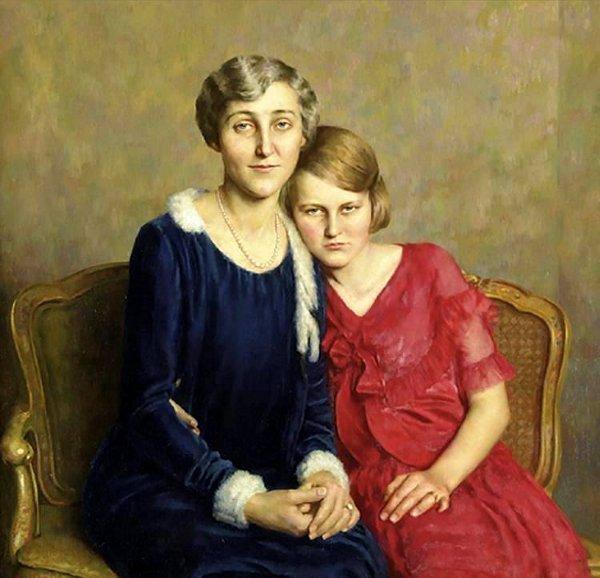 Mrs. Kemmerer And Marion