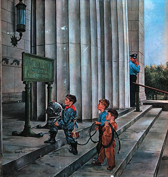 George Hughes 1907 1990 American Gallery