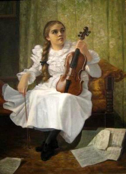 The Violin Lesson