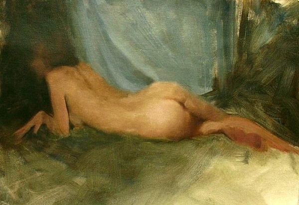 Aline Hernandez Nude Images
