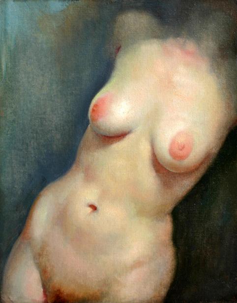 Priscilla Warren Roberts 1916  2001  American Gallery-2871
