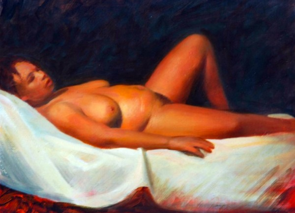 Figure Reclined