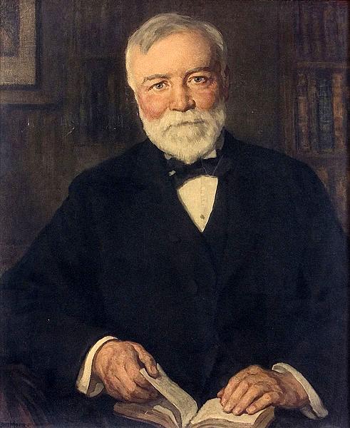 Francis Luis Mora (1874 – 1940) « AMERICAN GALLERY Andrew Carnegie