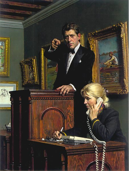 American Paintings Auction