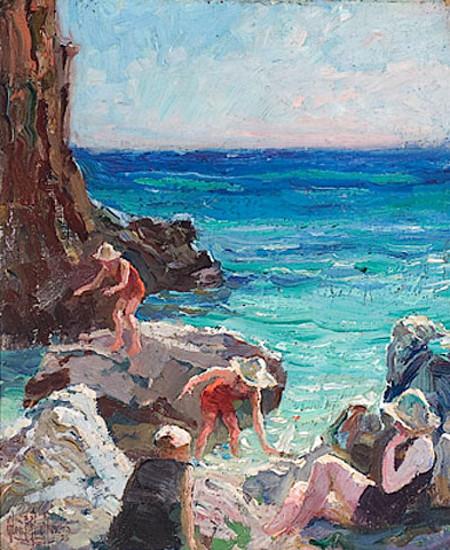 American Vagabonds In Capri