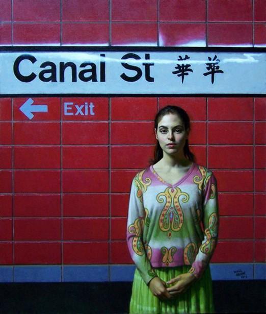 Danielle - Canal St.
