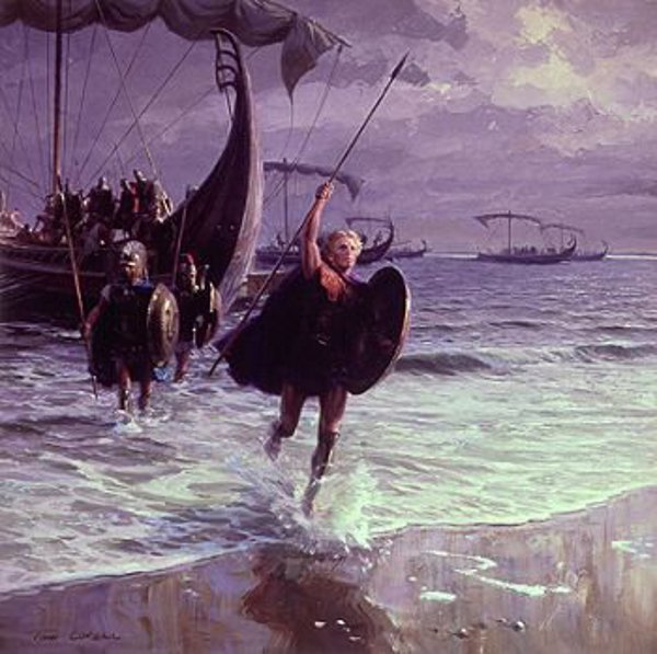 Eastward the Empire