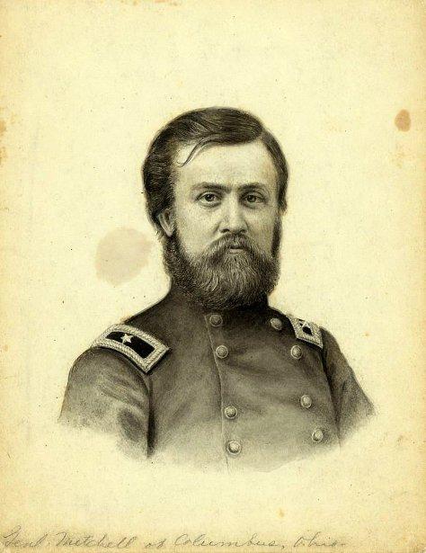 General John Grant Mitchell