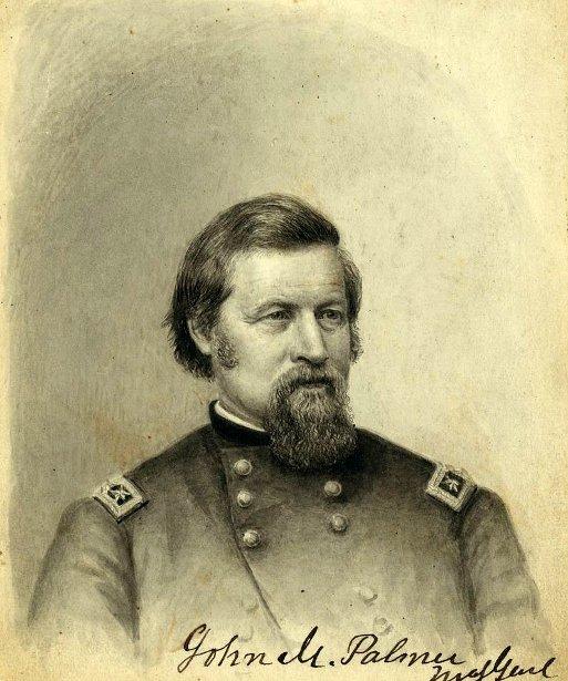 Major General John M. Palmer