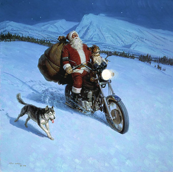 North Country Rider