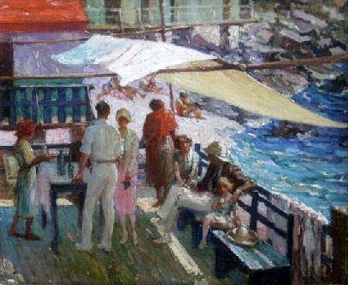 Refectory At The Beach