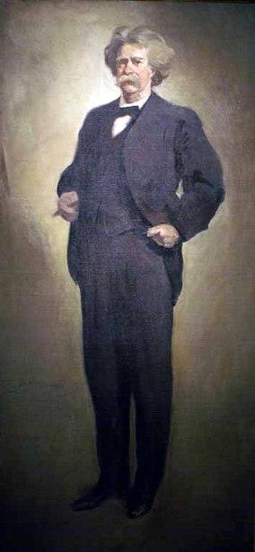 Samuel Clemens (Mark Twain)