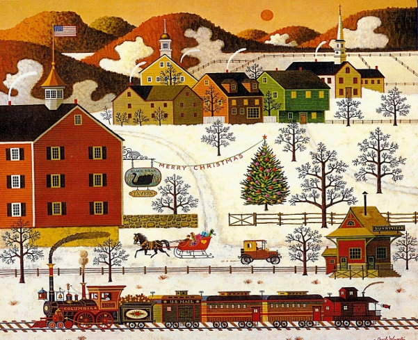 Sunnyville Christmas