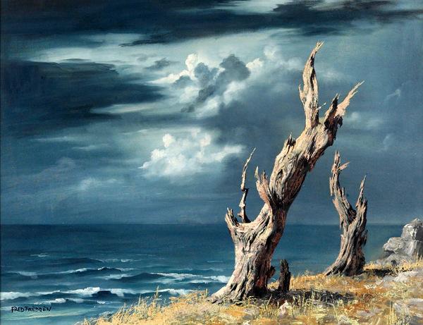 Surrealist Landscape