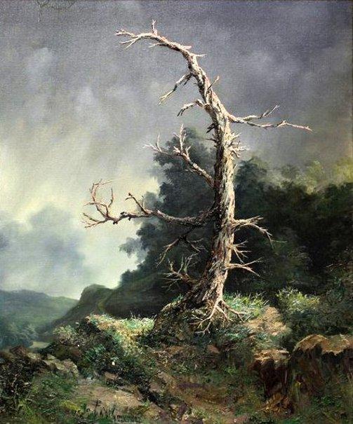 The Barren Tree