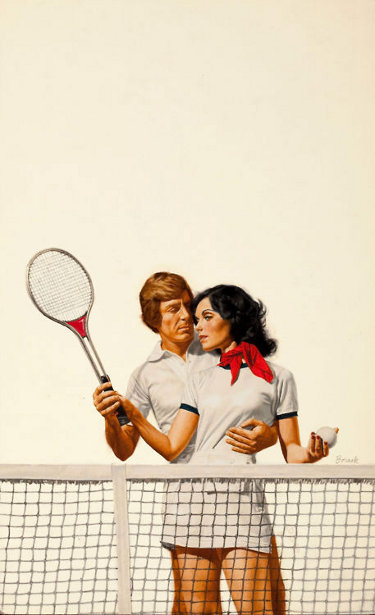 The Personal Tennis Lesson