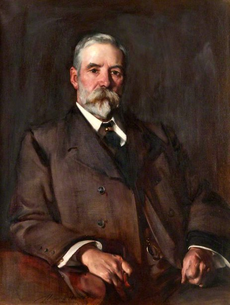 John Young Hunter (1874 – 1955) Captain Duncan McPherson of Mavisbank, Ashton, Gourock