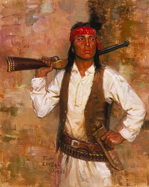 Chiricahua Scout