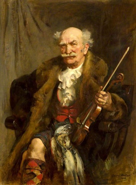 James Scott Skinner, The Strathspey King