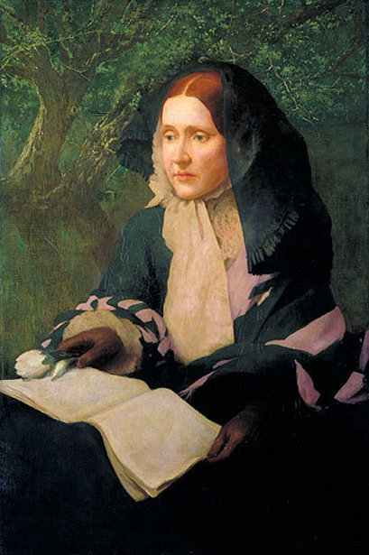 Julia Ward Howe (begun by John Elliot and finished by William Henry Cotton)
