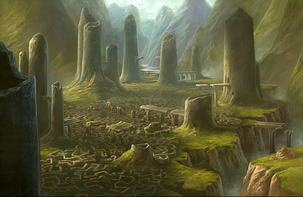 Lost Maze City
