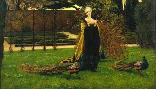 My Lady's Garden
