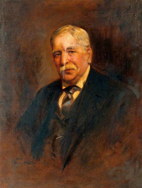 John Young Hunter (1874 – 1955) Sir Patrick Manson, Investigator Of Tropical Diseases
