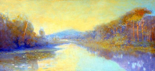 John Elliot  South Carolina River