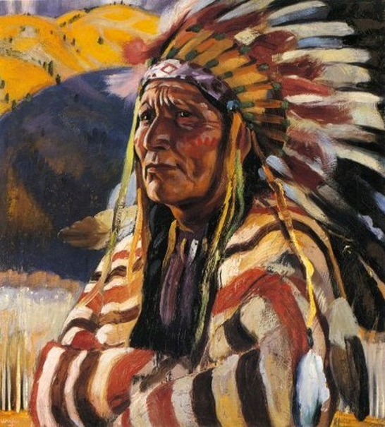 Chief Thundercloud