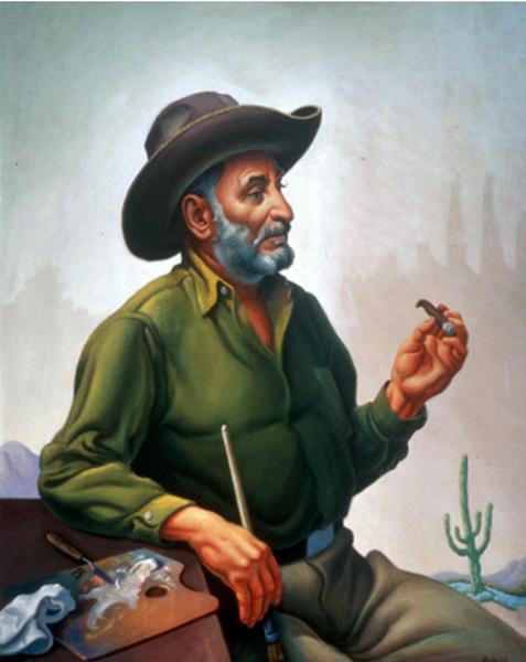 Desert Artist