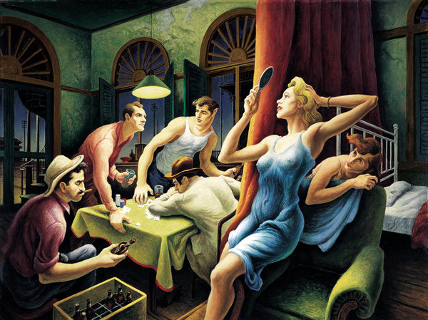 Poker Night (from A Streetcar Named Desire)