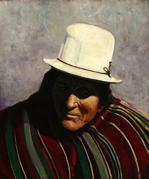 Taos Medicine Man