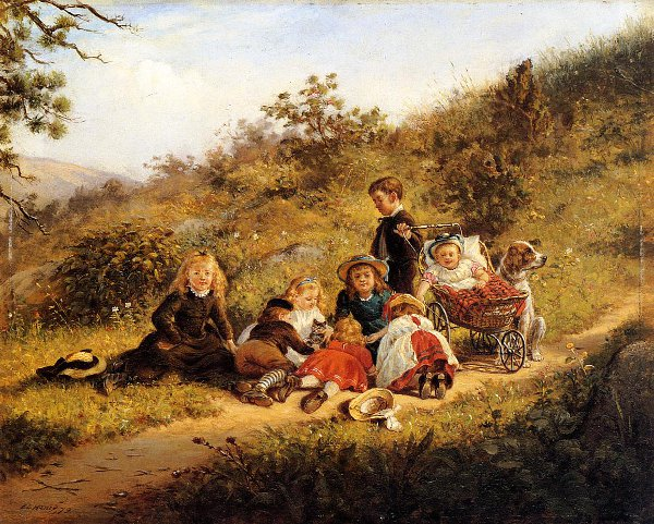 The Sunny Hours of Childhood