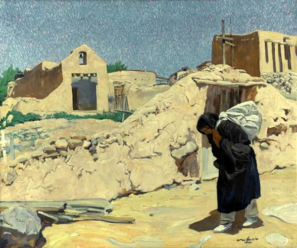 The Washerwoman