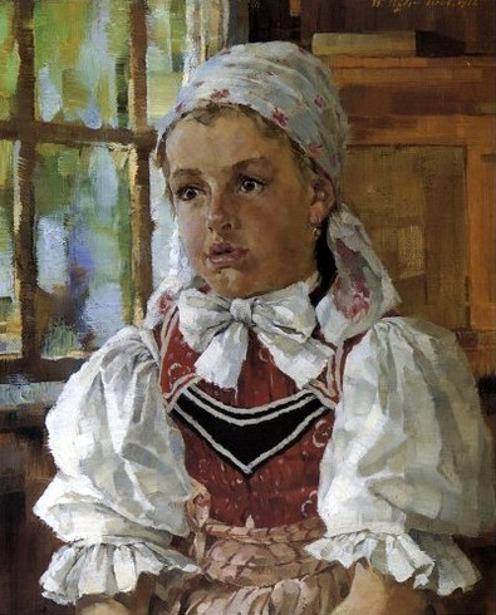 Tyrolean Girl