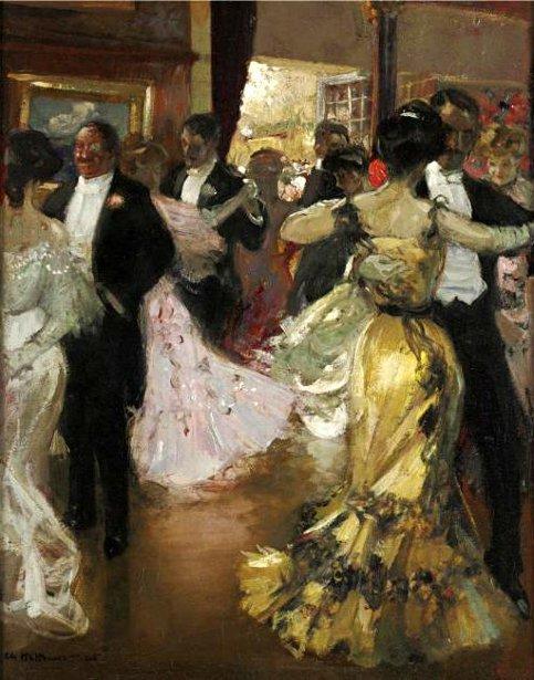 Charles Hoffbauer 1875 1957 171 American Gallery