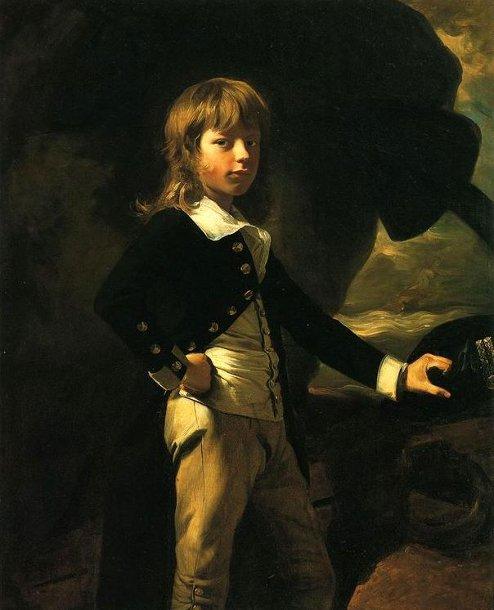 Midshipman Augustus Brine