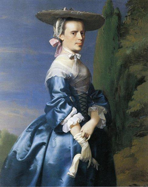 Mrs. Nathaniel Allen (Sarah Sargent)