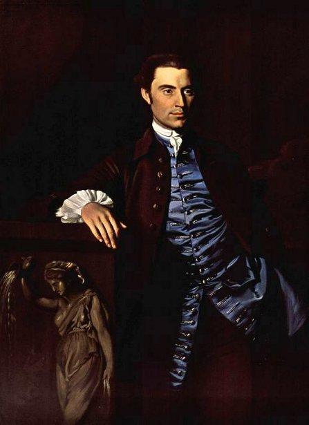 Thaddeus Burr