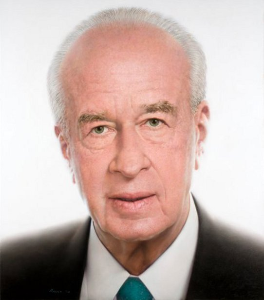 Yitzak Rabin