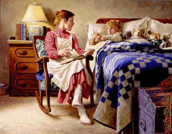 kim dawson bedtime stories