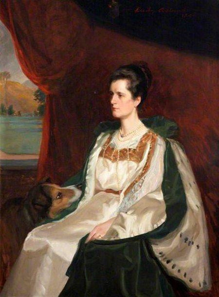 Gertrude Walrond Lady Acland
