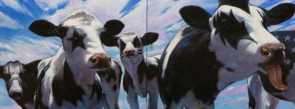 Kiss Cows