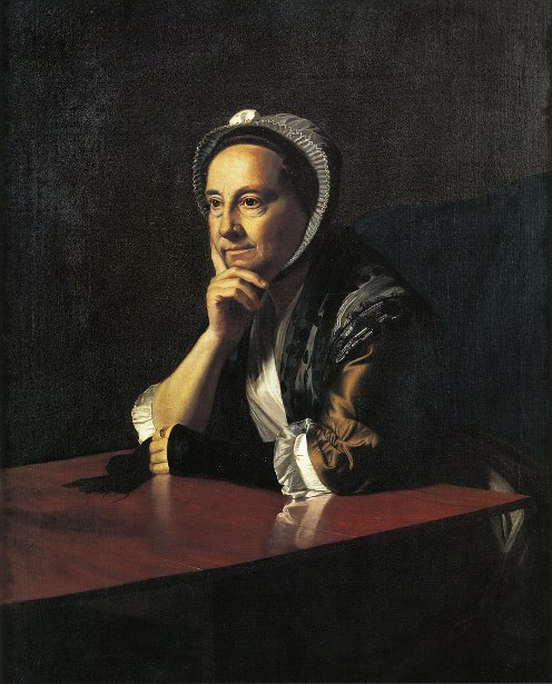 Mrs. Humphrey Devereux (Mary Charnock)