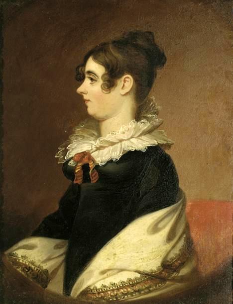 Mrs. Jacob Eichholtz (née Catherine Trissler)