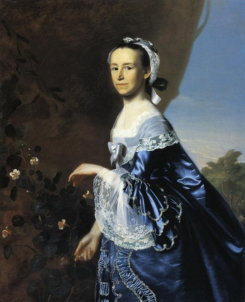 Mrs. James Warren (Mercy Otis)
