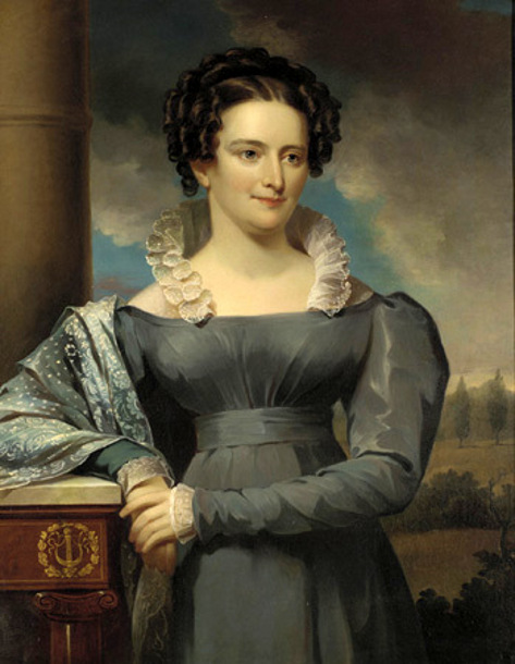 Mrs. John Frederick Lewis (née Elizabeth Mower)
