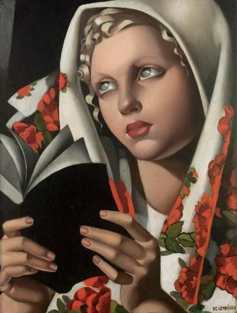 Polish Girl (La Polonaise)